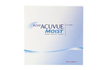 1 Day Acuvue Moist (90 pz), Lenti giornaliere