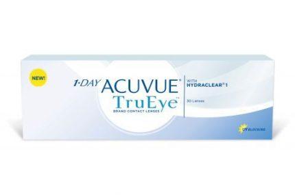 1 Day Acuvue TruEye (30 pz), Lenti a contatto giornaliere