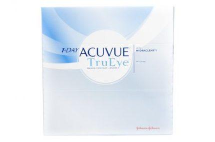 1 Day Acuvue TruEye (90 pz), Lente a contatto giornaliera