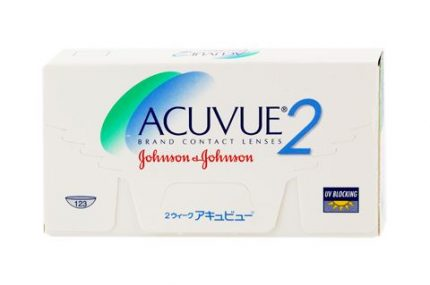 Acuvue 2 (6 pz), Lenti a contatto quindicinali