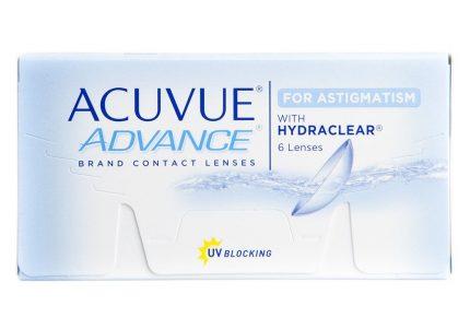 Acuvue Advance For Astigmatism (6 pz),  Lenti quindicinali - prodotto fuori produzione