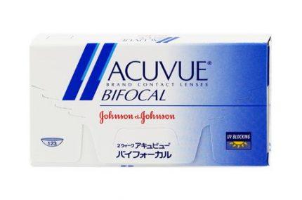 Acuvue Bifocal (6 pz), Lenti a contatto quindicinali - prodotto fuori produzione