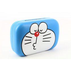 Kit custodia lenti a contatto line friends, Colore: Doraemon