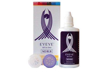 Eyeye All In One (100 ml), Soluzione per lenti a contatto + 1 portalenti