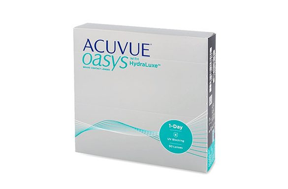 Acuvue Oasys 1 Day (90 pz)