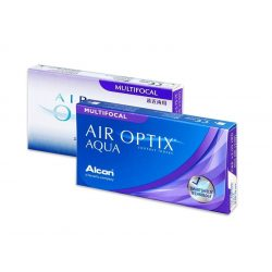 Air Optix Aqua Multifocal (6 pz), Lenti a contatto mensili