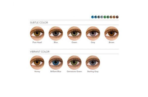 Air Optix Colors (2 pz), Lenti a contatto mensili colorate