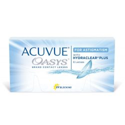 Acuvue Oasys For Astigmatism (6 pz), Lenti a contatto quindicinali