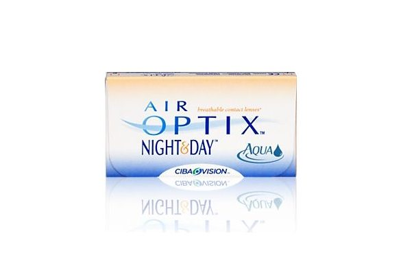 Air Optix Night & Day Aqua (3 pz), Lenti a contatto mensili