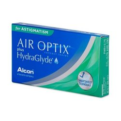 Air Optix Plus HydraGlyde for Astigmatism (x6)