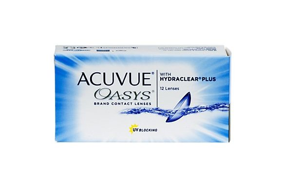 Acuvue Oasys With Hydraclear Plus (12 pz), Lenti quindicinali