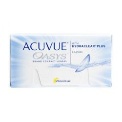 Acuvue Oasys With Hydraclear Plus (6 pz), Lenti quindicinali