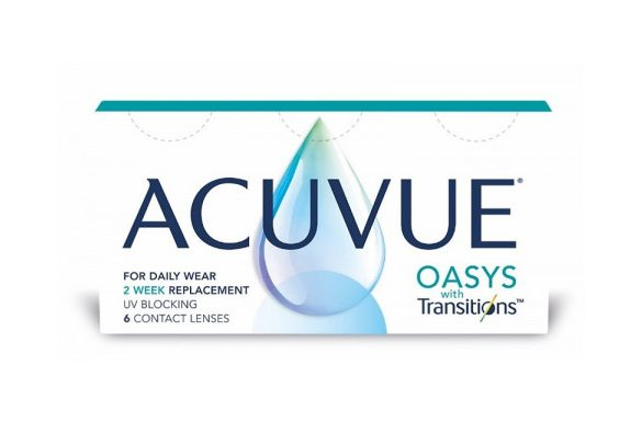Acuvue Oasys with Transitions (6 pz)