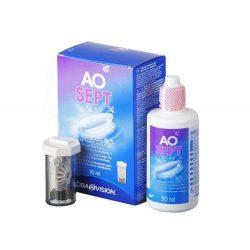 AoSept Plus (90 ml), Soluzione per lenti a contatto + 1 portalenti - prodotto fuori produzione