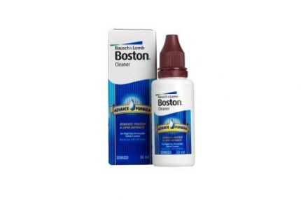 Boston Advance Cleaner (30 ml), Liquido per lenti rigide, semirigide e gas permeabili