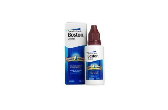 Boston Advance Cleaner (30 ml), Liquido per lenti rigide, semirigide e gas permeabili