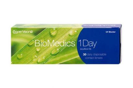 BioMedics 1 Day (30 pz), Lenti a contatto giornaliere - prodotto fuori produzione
