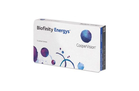 Biofinity Energys (3 pz), Lenti a contatto mensili