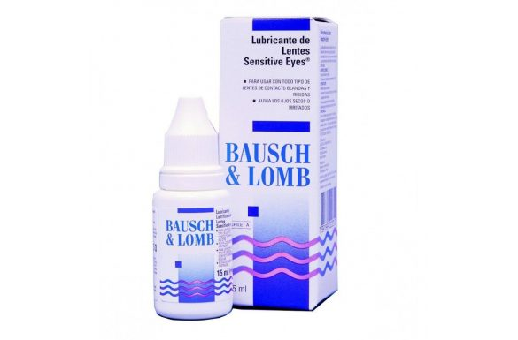 Bausch & Lomb collirio (15 ml) – Sensitive Eyes