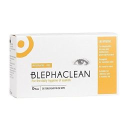 Blephaclean Lid Wipes (x20)
