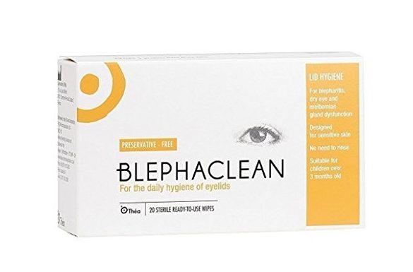 Blephaclean Lid Wipes (x20)