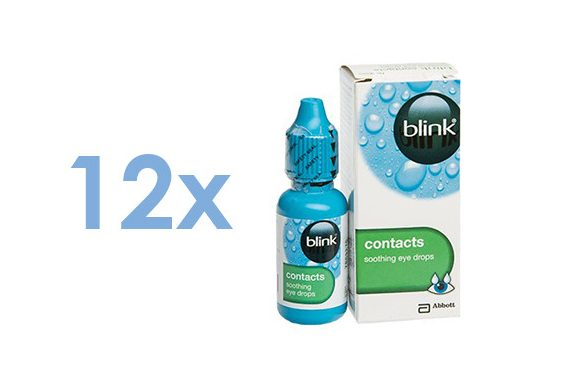 Blink Contacts (12x10 ml)