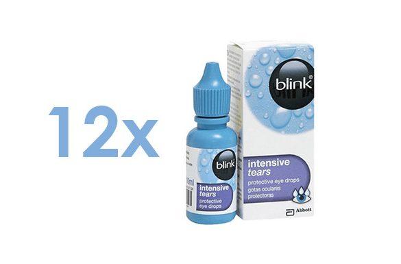 Blink Intensive Tears (12x10 ml)