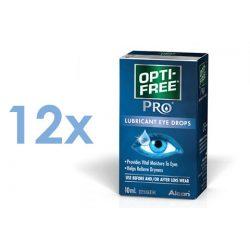 Opti-Free Pro Blue (12x10 ml)