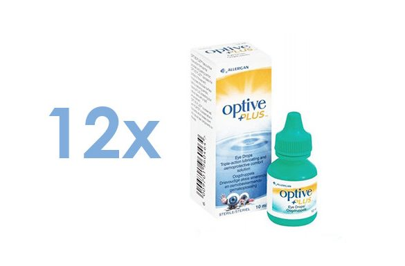 Optive Plus (12x10 ml)