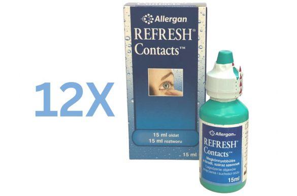 Refresh (12x15 ml)
