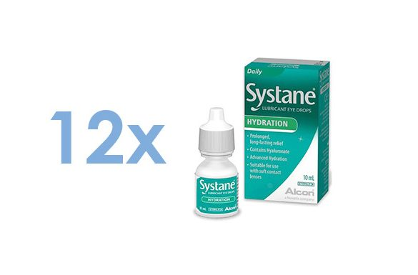 Systane Hydration (12x10 ml)