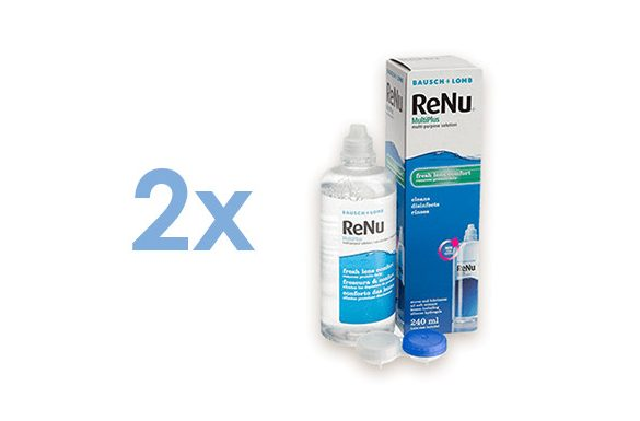ReNu MultiPlus (2x240 ml)