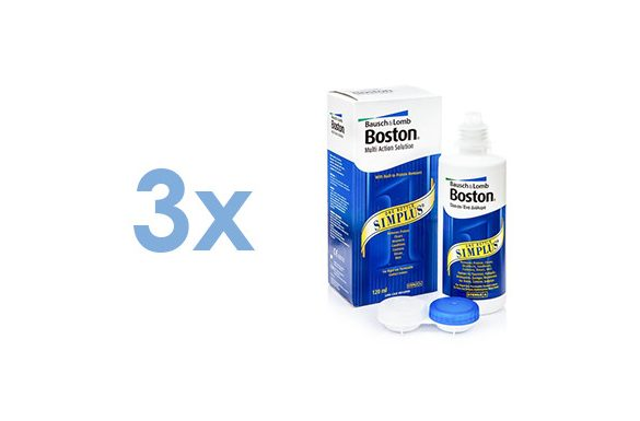 Boston Simplus (3x120 ml)