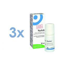Hyabak 0,15 (3x10 ml)