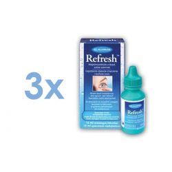 Refresh (3x15 ml)