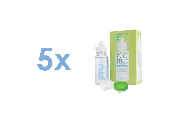 Biotrue (5x60 ml)
