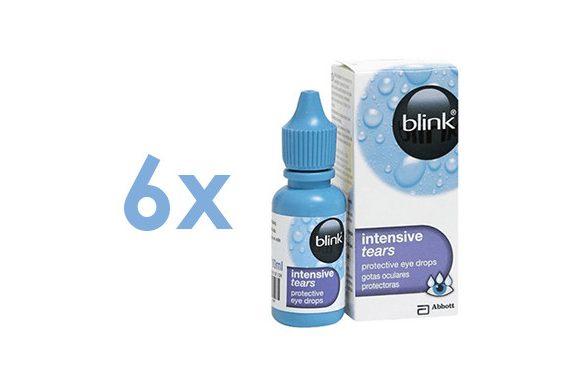 Blink Intensive Tears (6x10 ml)