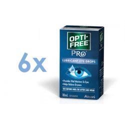 Opti-Free Pro Blue (6x10 ml)