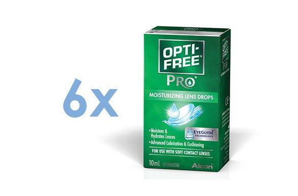 Opti-Free Pro Green (6x10 ml)