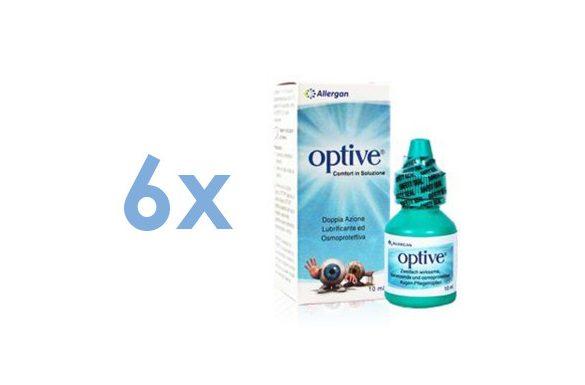 Optive (6x10 ml)