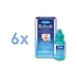 Refresh (6x15 ml)