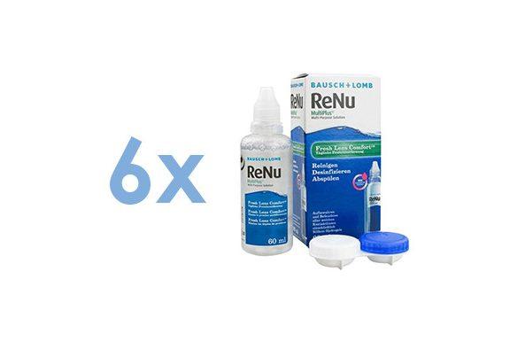 ReNu MultiPlus (6x60 ml)