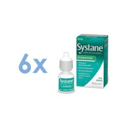Systane Hydration (6x10 ml)