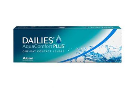 Dailies AquaComfort Plus (30 pz), Lenti a contatto giornaliere
