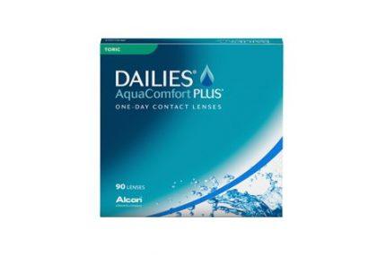 Dailies AquaComfort Plus Toric (90 pz), Lenti giornaliere