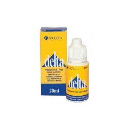 Delta Depuratore (20 ml), Soluzione per lenti a contatto + 1 portalenti - prodotto fuori produzione