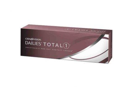 Dailies Total 1 (30 pz), Lenti a contatto giornaliere