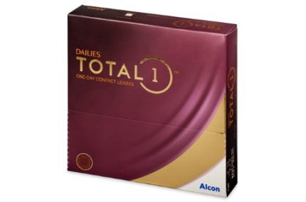 Dailies Total 1 (90 pz), Lenti a contatto giornaliere