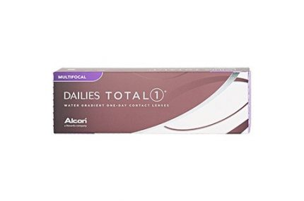 Dailies Total 1 Multifocal (30 pz), Lenti a contatto giornaliere