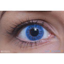 ColourVUE Blu Monostrato (2 pz) -  Lenti a contatto colorate trimestrali